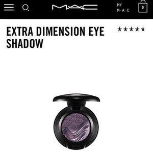 "MAC Cosmetics Makeup - Last One! NIB MAC ""GRAND GALAXY"" Eyeshadow"